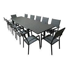 garden 13 piece matzo extension table setting