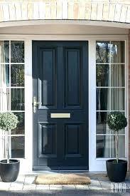 front door glass panels replacement modern doors with entrance inside