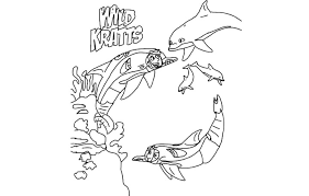 Small Picture Free wild kratts coloring pages to print ColoringStar