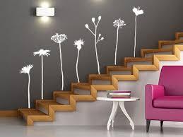 Schwarze mäuse auf den treppen. Wandtattoo Im Treppenhaus Auf Treppe Wand Co
