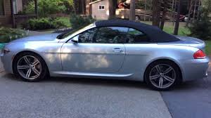 All BMW Models 2010 bmw 645ci convertible : 2010 BMW M6 E64 V10 Convertible - YouTube