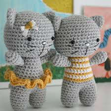 Amigurumi Patterns Free Inspiration Small Cat Free Amigurumi Pattern Lilleliis