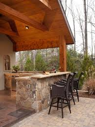 home patio bar. Outdoor Living Charlotte - Traditional Patio Other Metro Sunmar Construction Home Bar N