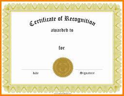 Award Certificate Template In Microsoft Word Fresh Certificate Award ...