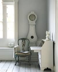 Mora Clock And Swedish Antiques Vintage Stil Sala De Estudio