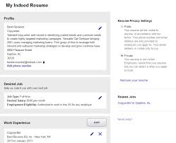 How To Upload Resume To Indeed