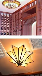 wine room lighting. Click For A Larger Image! Wine Room Lighting