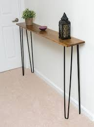 skinny console table. Perfect Skinny Console Table With Narrow Tables For S
