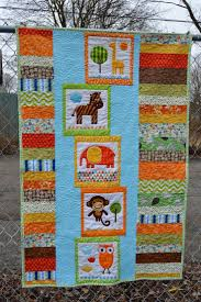 2511 best Baby/kids quilts images on Pinterest | Crafts, Book and ... & Finished Baby Quilt: The first of many Adamdwight.com