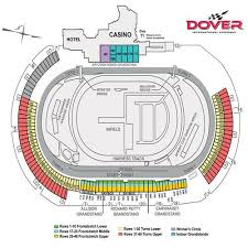Dover Downs Raceway Seating Chart Aaa 400 Drive For Autism Travel Packages