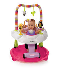 Amazon.com : Kolcraft Baby Sit and Step 2-in-1 Activity Center - 360 ...