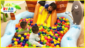 The Ball Pit Show For Learning Colors Children And Toddlers