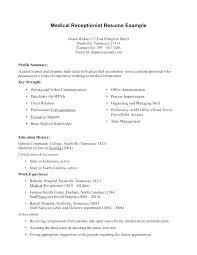 Resumes For Medical Assistant Resume Medical Assistant Resume ...