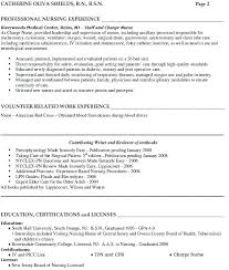 Lpn Sample Resume New Resume Examples For Lpn Resume Sample New Graduate Resume Templates