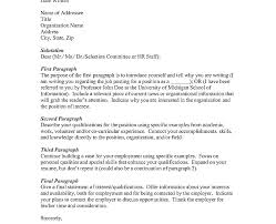 cover letter no recipient addressing a cover letter addressing cover letter without address of