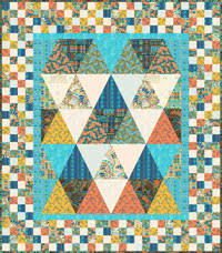 Free Quilt Patterns & download the free quilt pattern for. Downton Abbey - The Egyptian  Collection-Isis Adamdwight.com