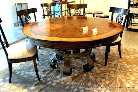 wooden round extendable dining table dark wood extending dining table uk