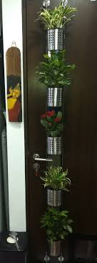 vertical garden for small plants or