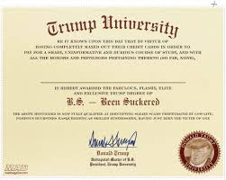 mad exclusive trump university s diploma revealed mad magazine mad exclusive trump university s diploma revealed