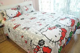 hello kitty bed furniture. white hello kitty bedroom furniture bed