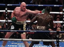 Boxen: Kein Sieger: Tyson Fury mit ...