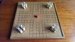 Wooden Ludo Board Game Handmade Solid Wooden Ludo Board Game For Sale in Kimmage Dublin 65