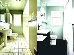 How To Remodel A Bathroom On A Budget Impressive Affordable Bathroom Remodel Simple Bathroom Remodel Pictures Home