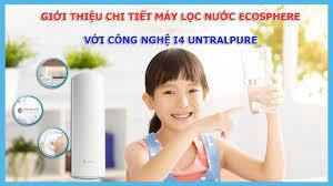 Chi tiết máy lọc nước ECOSPHERE | TSK Việt Nam | Máy lọc nước, Nước, Việt  nam