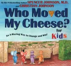 """「""""Spencer Johnson, 'Who Moved My Cheese?'」の画像検索結果"""