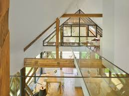 Barn Renovations Architects Transform 150 Year Old Slovenian Hay Barn Into A