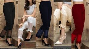 Pakistani Designer Pants Meesho Haul Top Stylish Trouser Capri Palazzo Designer Cigarette Pant Pakistani Pants