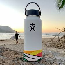Hydro Flask Designs Waves In Color Boot For 32 40 Oz Hydro Flask Design By