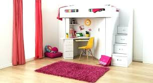 loft bed with desk and couch loft bed with couch mesmerizing bunk bed with desk and