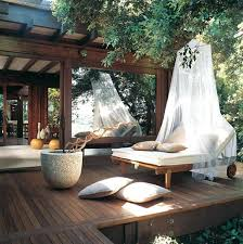 garden pergola daybeds and canopies made with mosquito nets net for