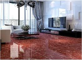 Ruby Red Marble Floor Tile Texture Seamless 14595Red Marble Floors