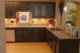 ... Valuable Design Ideas Dark Green Painted Kitchen Cabinets 13 Kitchen  Dark Green Painted Cabinets Eiforces ...
