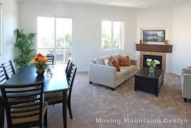 living room dining room combo.  Living 4Tricks To Decorate Living Room And Dining Combo Intended
