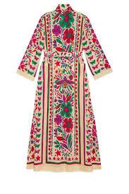 gucci pop paradise popeline dress 1 960 at dover street market