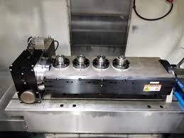 Haas Rotary Fit Chart 2013 Haas T5c4 Cnc 4th 5th Axis Rotary Table Indexer 5c Collet Closer In Huntington Beach Ca Usa