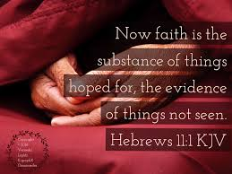 Image result for THE ESSENCE OF FAITH