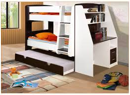 california single bunk beds with trundle bed desk