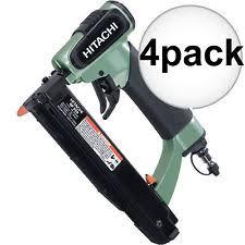 hitachi pin nailer. hitachi np35a 4pk 23 gauge micro pin nailer kit new