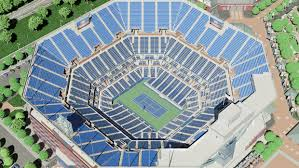 Arthur Ashe Stadium Seating Chart With Seat Numbers Arthur Ashe Virtual Venue By Iomedia