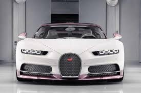 Bugatti is the name of cutting edge automotive engineering and speed. The Custom Bugatti Supercar That S Oh So Pretty In Pink For One Wealthy Client Only A Silk Rose And Ice White Take On The Us 3 Million Bugatti Chiron Sport Would Do Here S How It