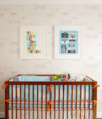 Next Bedroom Wallpaper Magnificent Crib Bumpers In Nursery Contemporary With Hanging Rug