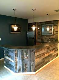 Lovely Rustic Basement Finishing Ideas