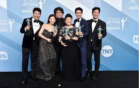 Parasite' among big winners at SAG Awards 2020