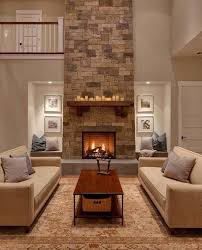 50 sensational stone fireplaces to warm