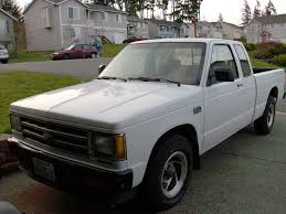 downhillpro 1987 Chevrolet S10 Regular Cab's Photo Gallery at ...
