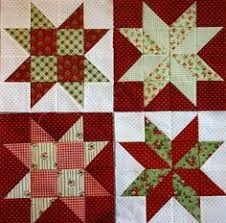 Star Crossed Christmas Quilt Block   Star, Christmas quilting and ... & Sew'n Wild Oaks Quilting Blog: April Christmas Quilt Along - Post #1. Christmas  BlocksChristmas StarsChristmas ... Adamdwight.com